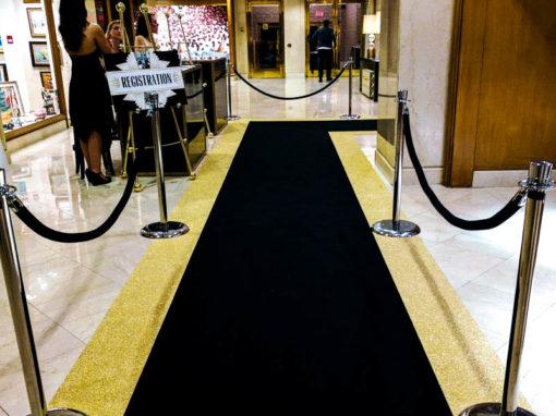 Dallas Black Carpet Rentals