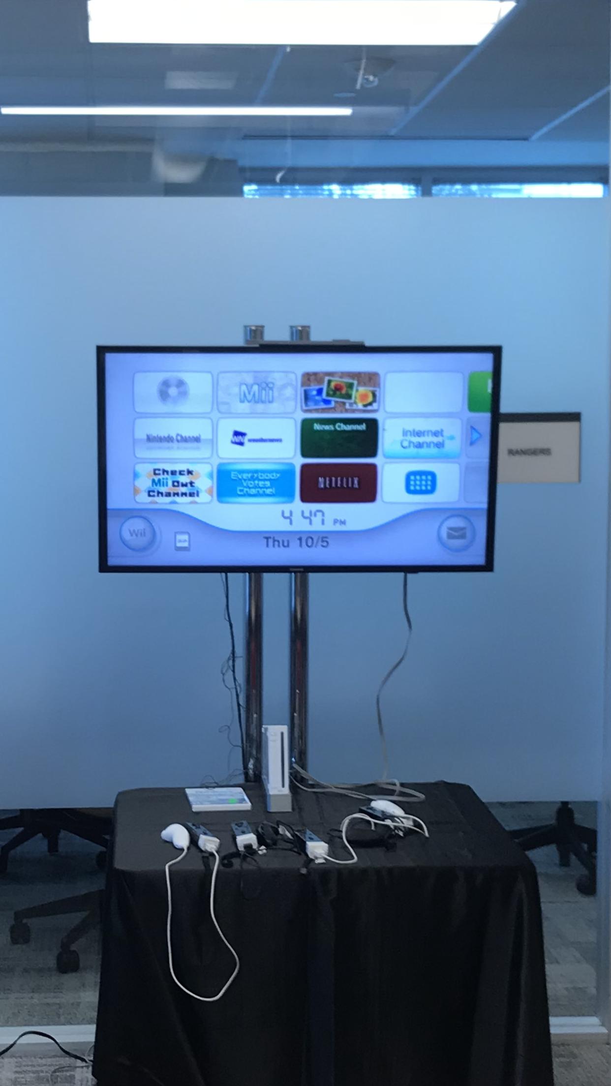 Wii-System-Rentals
