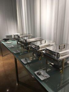 Dallas Catering Equipment Rentals
